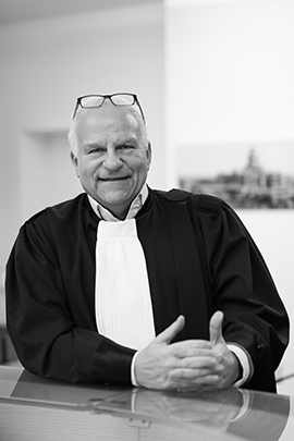 Armand Broder Advocaat (vennoot bij Lexlitis Center)