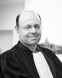 Lawyer Serge Brauner